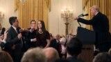 Корреспондента CNN лишили аккредитации в Белом доме после вопроса Трампу