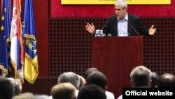 Sa sednice Glavnog odbora DS-a, septembar 2012.