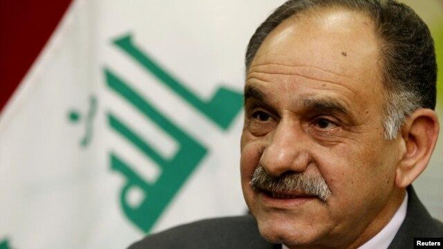 Iraqi Deputy Prime Minister Salih al-Mutlaq