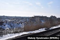 Так сейчас выглядит содовый завод в Лисичанске