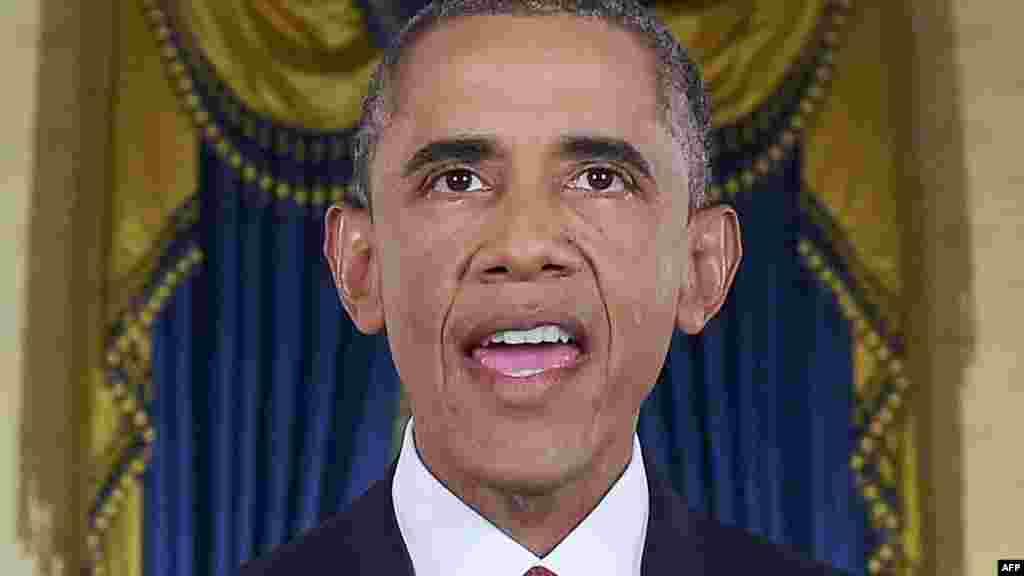 Президент США Барак Обама 10 сентября после встречи с лидерами конгресса заявил, что Белому дому не требуется специальная санкция конгресса США для применения силы против действующей в Ираке и Сирии радикальной группировки «Исламское государство».
