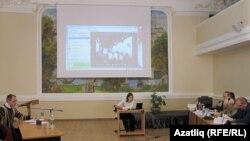 Прессага шикаять итү Җәмәгать коллегиясенең Казандагы утырышы, 11 март 2011
