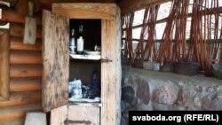 Аграсядзіба ў вёсцы Гожа