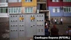 "Електромерите в квартал ""Столипиново"", Пловдив."