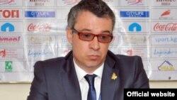 Никола Кавазович - сармураббии дастаи мунтахаби футболи Тоҷикистон