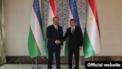 Премьер-министры Таджикистана и Узбекистана