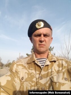 Бойовик Микола Кравченко