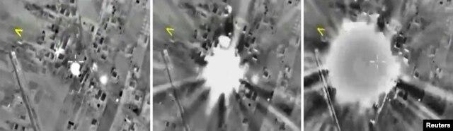 Торжество русского оружия в Сирии