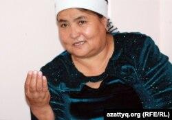 Бабушка четверняшек, Куляйхан Ыбырайкызы.