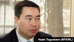 Бывший депутат парламента Танирберген Бердонгаров. Алматы, 9 декабря 2011 года.