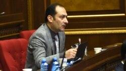 «Ելք»-ը ՀՀ նախագահի թեկնածու է առաջադրում Արտակ Զեյնալյանին