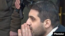 Arman Babajanian on trial in 2006