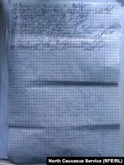 27 человек свидетельствуют в защиту Алиева