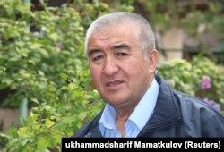 Özbek dissident şahyry Nurullo Otahonow