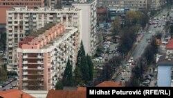 Naselje Grbavica, Novo Sarajevo