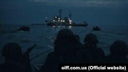 Кадр из фильма «Черкассы»