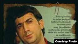 Rövşən Lənkaranski haqda Bəhram Çələbinin yazdığı bioqrafik kitab.