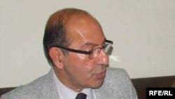 Министр культуры и информации Афганистана Саид Махдум Рахин.