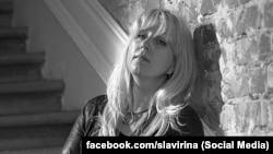 Погибшая журналистка Ирина Славина