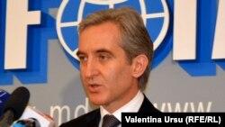 Moldova - Iurie Leanca, ex-prime minister, Chisinau, 26 February 2015