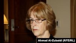 مساعدة وزيرة الخارجية الاميركية لشؤون الشرق الادنى اليزابيث جونز