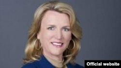 Sekretarja e forcave ajrore Deborah Lee James.