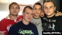 Марат Әхмәтшин (с), Руслан Йосыпов, Җәмил Шәмшетдинов, Михаил Мымрин