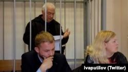 Суд у справі севастопольського екс-депутата Володимира Галичого, Київ, 6 жовтня 2016 року