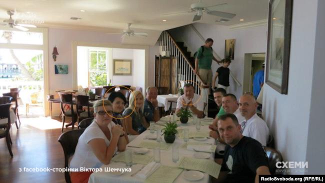 Судячи з фотографій у соцмережах, Аліна Люба і Віктор Шемчук підтримують близькі сімейні стосунки