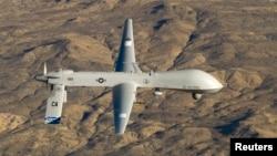 A U.S. Air Force MQ-1 Predator unmanned aerial vehicle (file photo)
