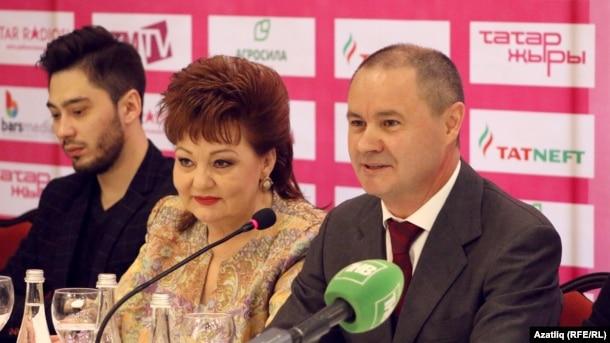 Хәния Фәрхи, Камил Гәрәев
