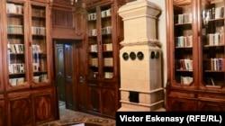 Interiorul Vilei Florica, reședința Brătienilor