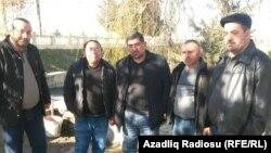 Ветераны Карабахской войны. Архивное фото