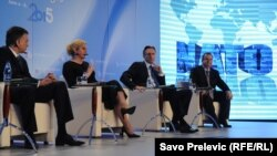 Drugi dan foruma u Budvi, foto: Savo Prelević