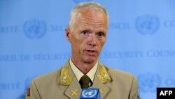 Shefi i misionit të OKB-ë në Siri Robert Mud