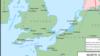 نجات دو مرد ایرانی در کانال مانش توسط قایق بریتانیایی