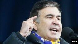 Екс-президент Грузії Михеїл Саакашвілі