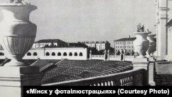 Стадыён «Дынама», 1958 год
