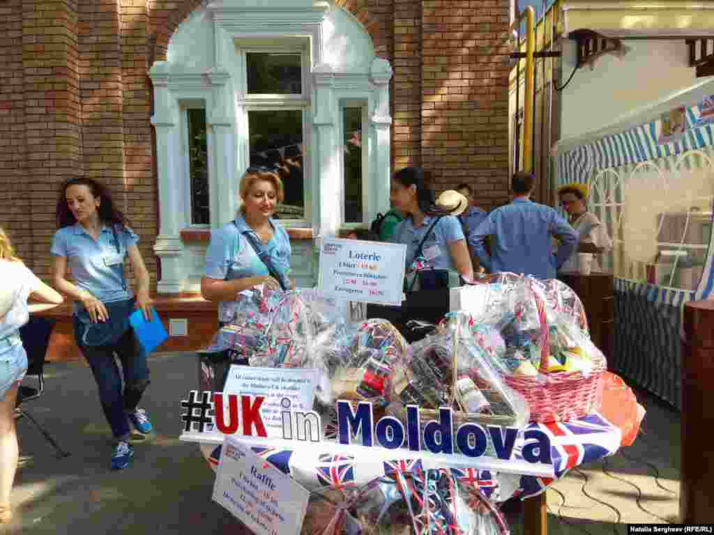 Moldova, British Fête in Chisinau