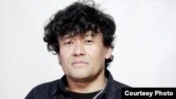 Казахстанский режиссер Азиз Заиров. Фото из архива режиссера.