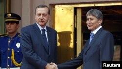 Кыргызстан һәм Төркия премьер-министрлары Әнкарада очаршты
