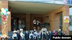 Сембернең татар мәктәбендә Белем көне, 1 сентябрь 2011