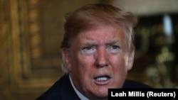 AQSh prezidenti Donald Tramp
