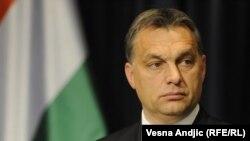 Глава угорського кабміну Віктор Орбан