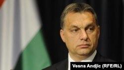 Венгрия бош вазири Виктор Орбан.