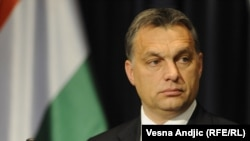 Маҗарстан премьеры Виктор Орбан