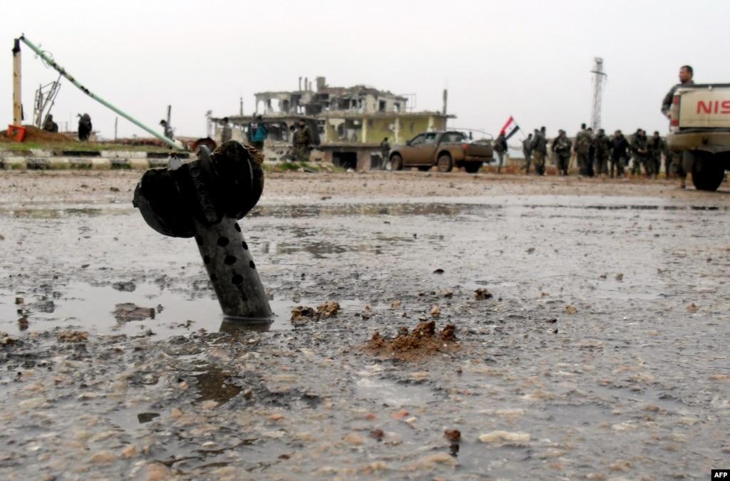 Джерело: Делегати від сирійської опозиції прибули напереговори уЖеневу