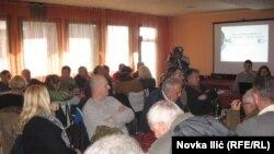 Predstavnici sindikalnih organizacija Zlatiborskog okruga