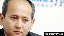 Мухтар Аблязов, оппозиционный политик и банкир в изгнании.