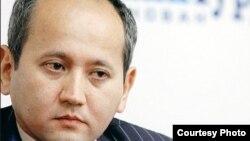 Мухтар Аблязов в бытность главой БТА Банка.